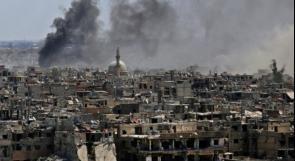 أنور عبدالهادي: المعارك في محيط مخيم اليرموك مستمرة، ونزوح عائلات