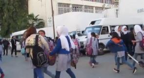 """كاميرا وطن تستطلع آراء المواطنين في غزة.. """"هل أنت مع استمرار إضراب المعلمين أم لا، ولماذا؟"""""""