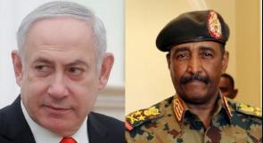 الحكومة السودانية تنأى بنفسها عن لقاء البرهان ونتنياهو