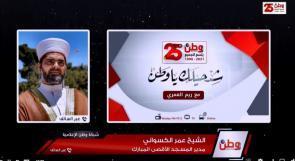 مدير المسجد الأقصى عمر الكسواني لوطن: اقتحامات الأقصى مستمرة ومرابطون محاصرون في المسجد القبلي