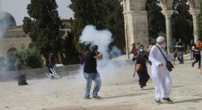 لجنة فلسطين في مجلس الأعيان الأردني تدين اعتداءات المستوطنين على المقدسات