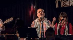 الفنان الفلسطيني جورج توتري يروي لوطن.. رحلة الهجرة من الناصرة الى غناء فلسطين للعالم بالسويدي