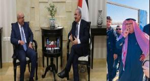 """ما بين """"جلابية"""" العمادي في غزة وبدلته في رام الله، انقسام تتسع فجوته"""