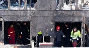 مصرع سبعة أطفال لأسرة سورية في كندا بسبب حريق