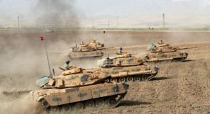 تركيا تواصل عدوانها شمال شرق سوريا
