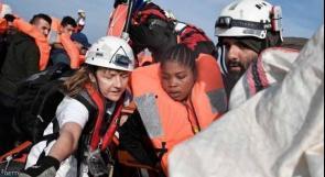 """""""معجزة"""".. طفل يولد على متن سفينة إنقاذ في البحر المتوسط"""