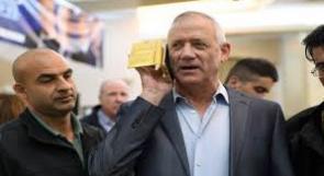 إعلام عبري: طهران اخترقت هاتف غانتس