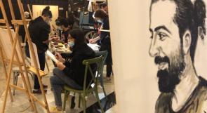 """الفنان """"محمد الجولاني """".. ما زال حياً في ابداعاته"""