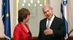 """أوروبا تقترح على اسرائيل تقديم """"حوافز"""" للفلسطينيين"""