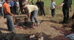 مقتل 5 أطفال أشقاء إثر انفجار لغم إسرائيلي بالجولان
