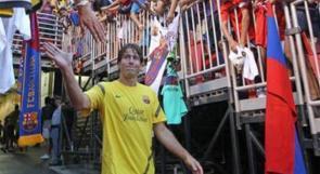برشلونة يبيع البرازيلي ماكسويل