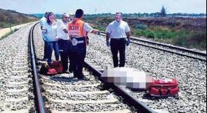 مقتل جندي اسرائيلي قفز من قطار في عسقلان