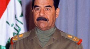 إسرائيل خططت لاغتيال صدام حسين