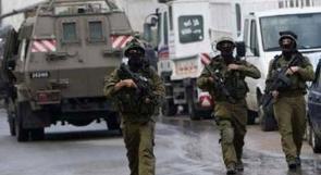 """جيش الاحتلال يقتحم """"أم الشرايط"""" في البيرة"""