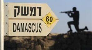 الجيش الإسرائيلي يطلق النار على شخصين في الجولان