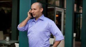 حزب 'البيت اليهودي' يهدد بالانسحاب من حكومة نتنياهو اذا وافقت على حدود الـ67