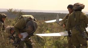 """بالفيديو... طائرة الاستطلاع """"كاسبر"""" المستخدمة في عمليات القوات الإسرائيلية الخاصة"""