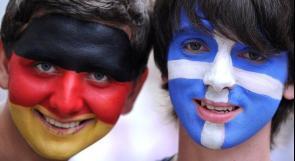 بالصور.. مباراة ألمانيا واليونان في ربع نهائي يورو 2012
