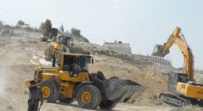 بيت لحم: الشروع ببناء وحدات استيطانية على أراضي الخضر