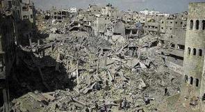 58 مليون دولار خسائر العمال بغزة وارتفاع حاد في اسعار السلع جراء العدوان