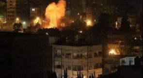 غزة تغرق قي الظلام
