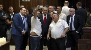 فلسطينيو الداخل بصدد اشعال احتجاجات واسعة ضد قانون القومية  العنصري