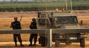 الاحتلال يطلق النار تجاه الشبان قرب السياج الأمني جنوب غزة