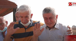 غسان يبكي سهى على قبرها والخالدة من باستيل الدامون ترثيها