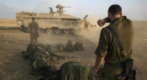 الاحتلال يلغي إجازات جنوده على ضوء تصعيده ضد غزة