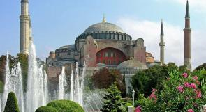 "تحذيرات لتركيا حول ""آيا صوفيا"""