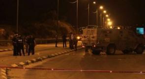 إطلاق نار وقع الليلة الماضية تجاه موقع عسكري للاحتلال قرب نابلس
