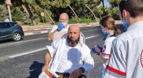 نجاة مقدسي من القتل على يد مستوطن في القدس المحتلة