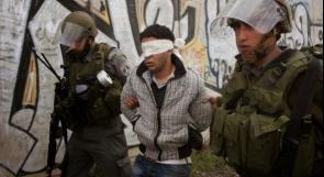 الاحتلال يعتقل الشقيقين أحمد وإبراهيم اعمور من يعبد
