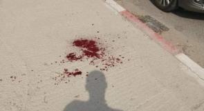 بالصور ..  استنفار عسكري لجيش الاحتلال عقب عملية طعن جندي على حاجز حوارة