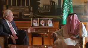 الوزير المالكي يلتقي وزير الدولة للشؤون الخارجية السعودي عادل الجبير
