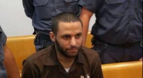 الاحتلال يحكم على الأسير محمد الشناوي بالمؤبد و22 عاماً