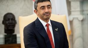 """وزير خارجية الإمارات: راضون عن علاقتنا بـ""""إسرائيل"""" وسأزورها قريبا"""