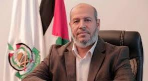 الحية: حماس مصممة على مقاومة الاحتلال وإسقاط صفقة القرن
