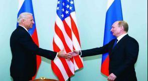 الكرملين: لقاء بوتين وبايدن هذا العام ممكن
