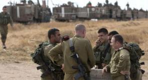 جيش الاحتلال:  الحرب تقترب
