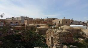 """خاص لـ""""وطن"""": بالفيديو..الخليل:البلدة القديمة في الظاهرية لوحة فسيفسائية تجسد الماضي"""