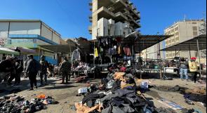 """""""الديمقراطية"""": العدوان الإسرائيلي على حماة جريمة حرب، وتفجيرات بغداد عودة للظلامية"""