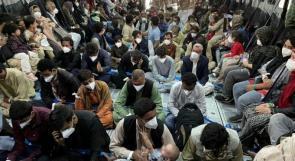 أمريكا تعيد توطين 55 ألف لاجئ أفغاني