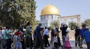 الأقصى يتعرض للتهديد مع اقتراب الانتخابات الاسرائيلية