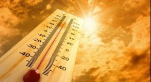 أجواء حارة وتبقى أعلى من معدلها العام بقليل