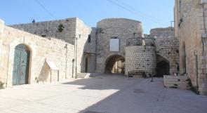 (صور) قصر أبو حجلة فن معماري شاهد على العمارة والتاريخ