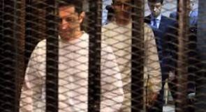 مصر تقضي بالإفراج عن جمال وعلاء مبارك