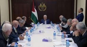 الرئيس عباس: حظر مؤسسات القدس والمشاريع الامريكية بغزة يعني ان صفقة القرن تطبق بالقطعة ولن نسمح بان تمر