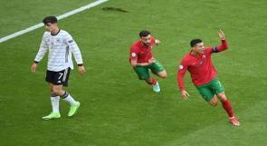 """ترتيب أفضل هدافي """"يورو 2020"""" بعد دور المجموعات"""