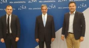 السفير طوباسي يدعو اليونان للاعتراف بدولة فلسطين